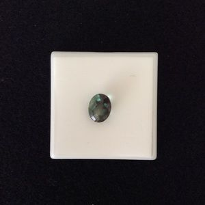 NWT Loose Approx 1.25CT Green Labradorite.